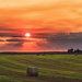 another August sunset by aecasey