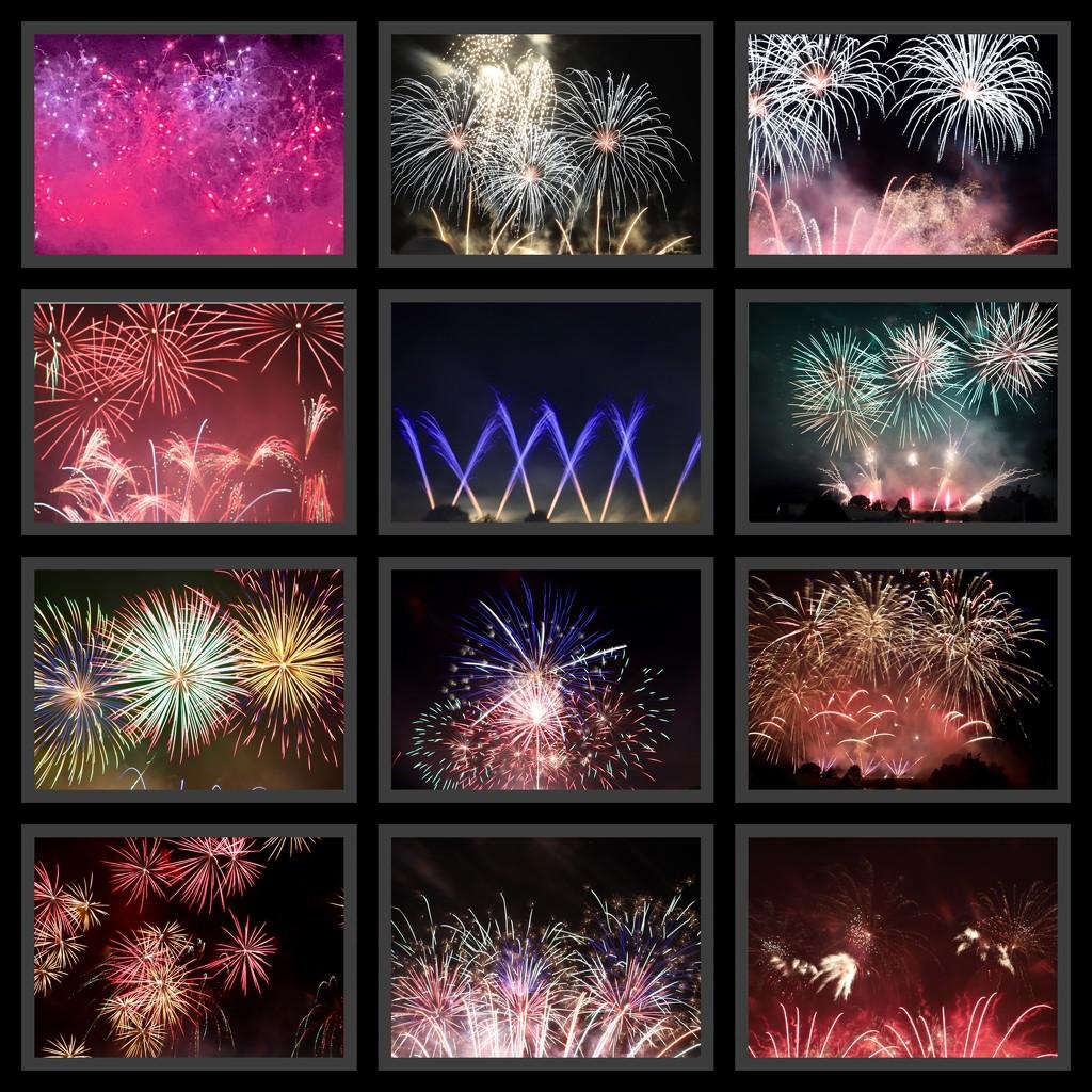 Belvoir Castle Fireworks by carole_sandford