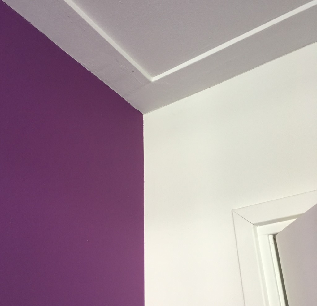 Where wall meets ceiling by stimuloog
