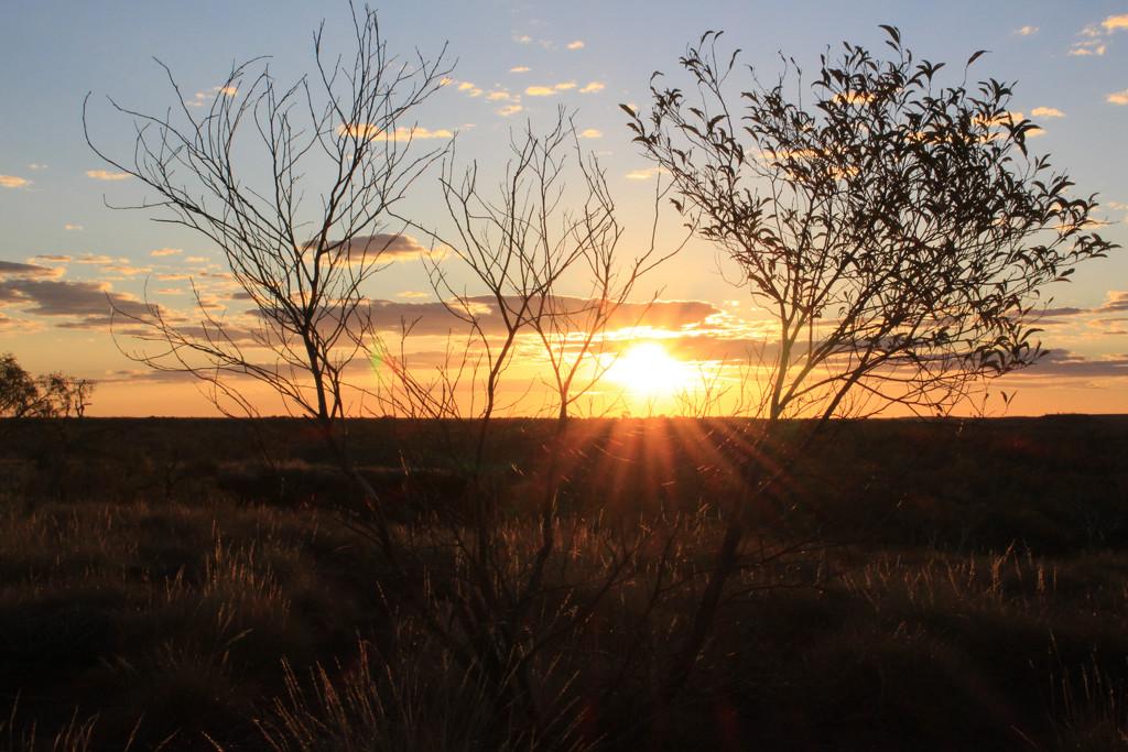Pilbara Sunset by leestevo