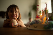 1st Sep 2019 - Happy third birthday my little one