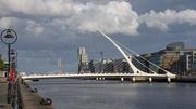 5th Aug 2019 - Samuel Beckett Bridge