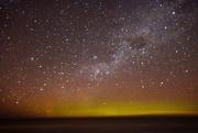 1st Sep 2019 - Aurora beams aglow.