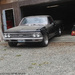 1965 El Camino Comes Out of the Garage