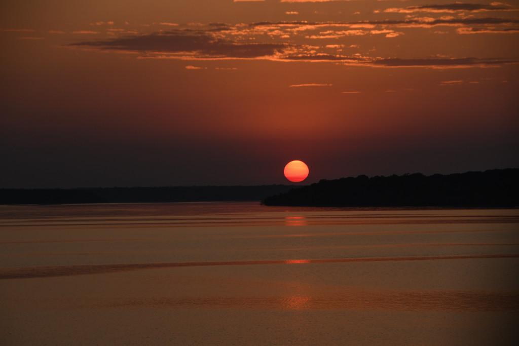 Kansas Sunset by kareenking