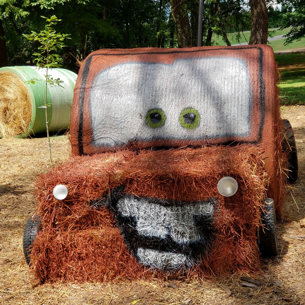 Mater Scarecrow by dsp2