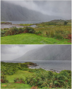 5th Sep 2019 - Wast Water on a very wet morning