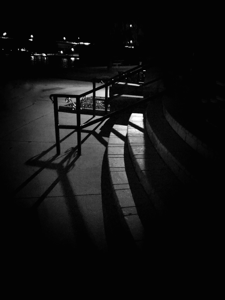 Shadows in the dead of night  by joemuli