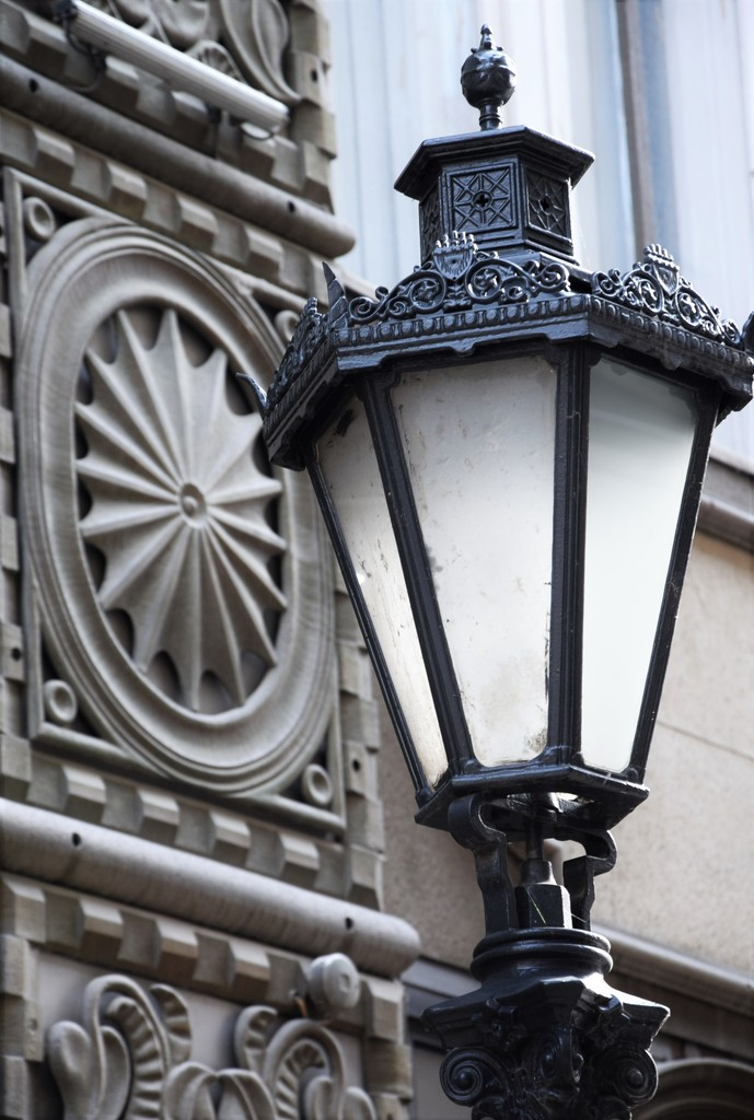 Downtown lamp by kork