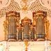 The organ in a Church in Gunzburg.