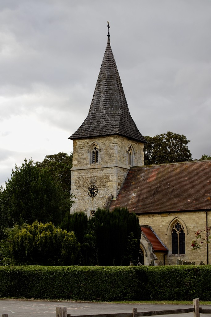 Village Church by carole_sandford