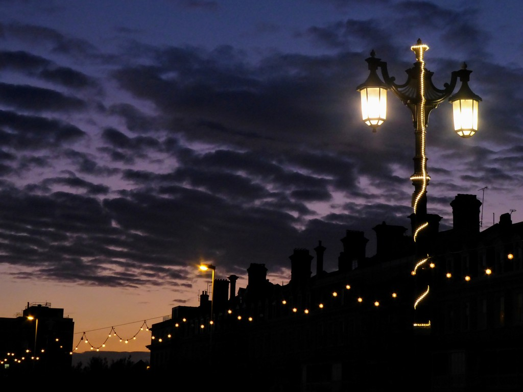 Worthing illuminations by 4rky