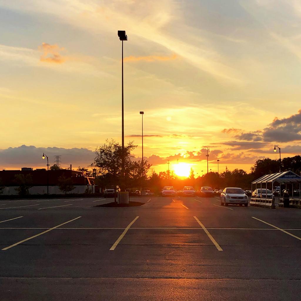 Anniversary Sunset by yogiw