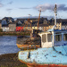 Galway boats and Long Walk