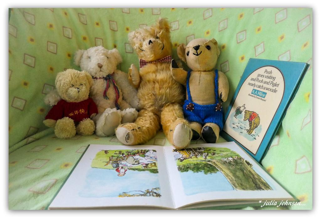 International Teddy Day... by julzmaioro