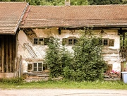 9th Sep 2019 - An old house in Bavaria
