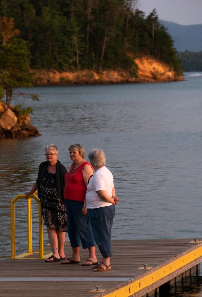 Ladies of the Lake by randystreat