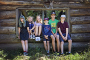 5th Sep 2019 - The yearly cabin photo