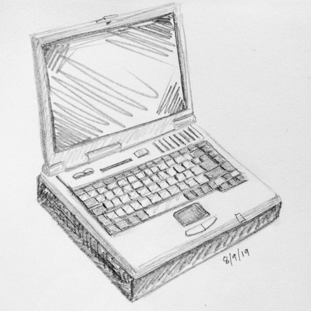 Laptop by harveyzone