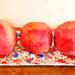 A Love of Three Peaches