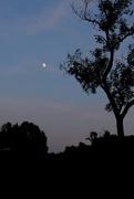 9th Sep 2019 - Moonrise