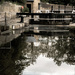 Canal reflections by peadar