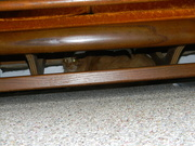 10th Sep 2019 - Morris Under the Couch