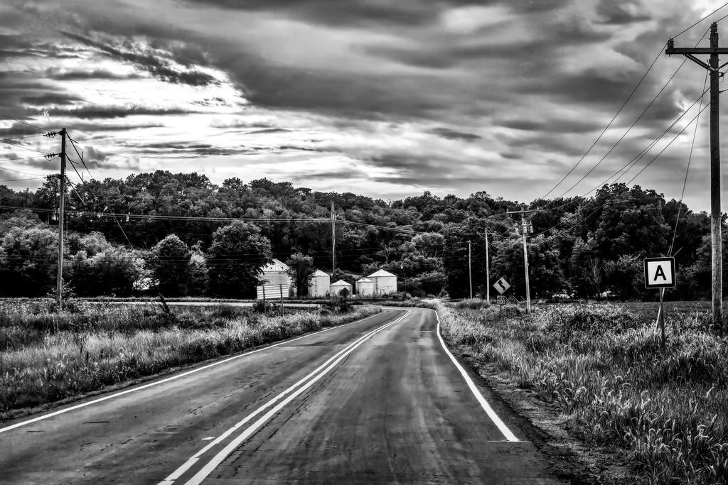 Highway A by samae