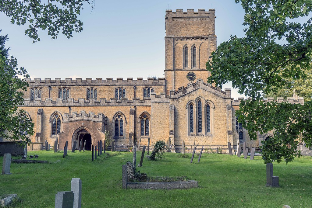 St Andrews Church by pcoulson