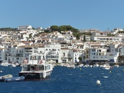 11th Sep 2019 - Cadaqués from the Boat