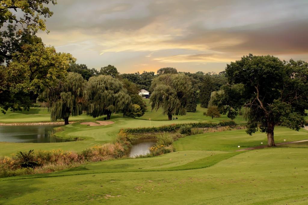 Big Run Golf Course by randy23