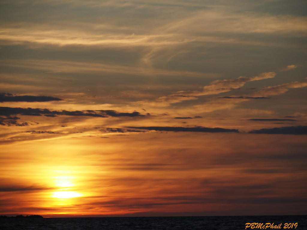Sun in Clouds 2 by selkie