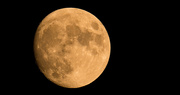 11th Sep 2019 - Practicing for the Full Moon!