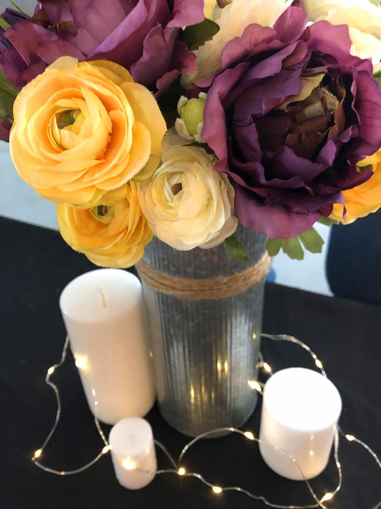 MOMs' flowers by homeschoolmom