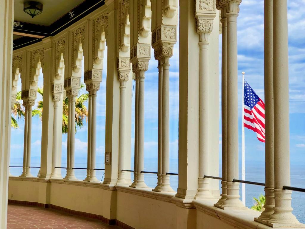 Visit The Balcony by gardenfolk