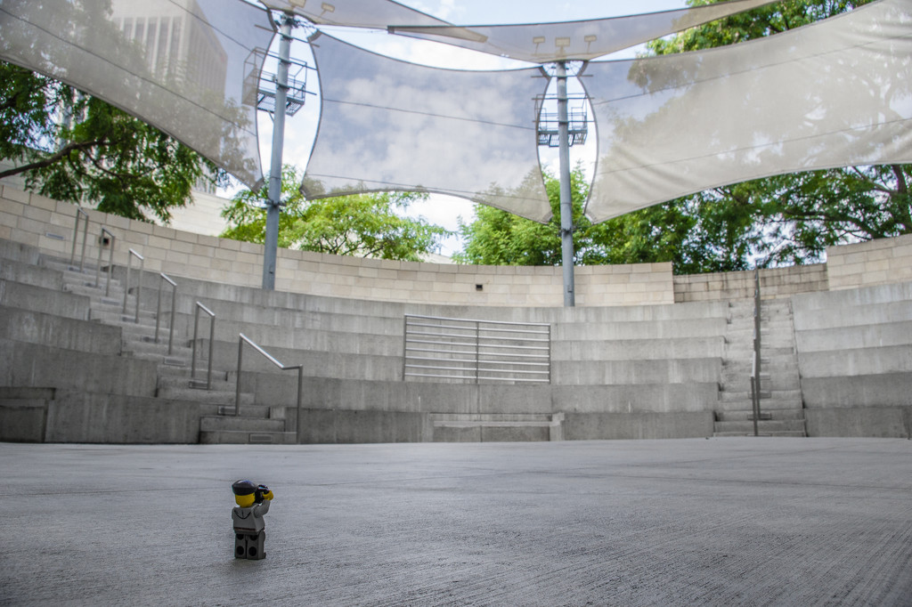 (Day 211) - The Little Children's Amphitheater by cjphoto