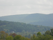 11th Sep 2019 - Catskills Mountains on Car Ride