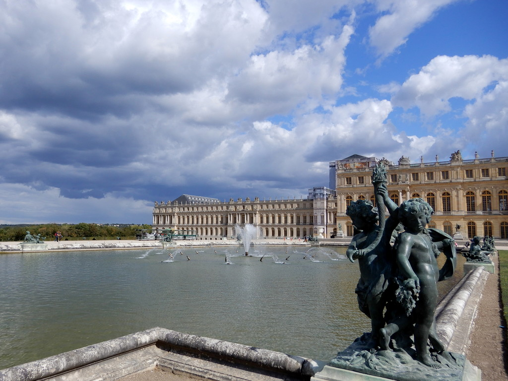 Palace of Versailles by busylady