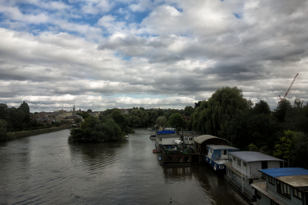 The Thames at Richmond by rumpelstiltskin