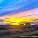 Sunrise over the River usk
