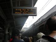 13th Sep 2019 - Amtrak Train Sign