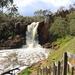 The long way down to Nigretta Falls
