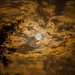 Moon and Cloud Shot! by rickster549