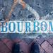 Standing on Bourbon Street