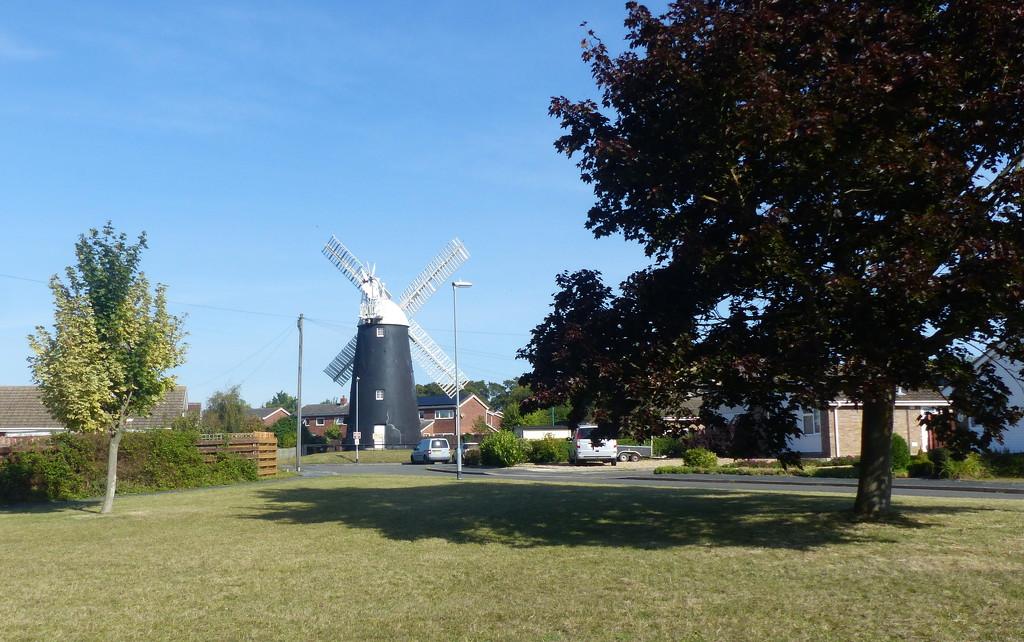 Windmill by g3xbm