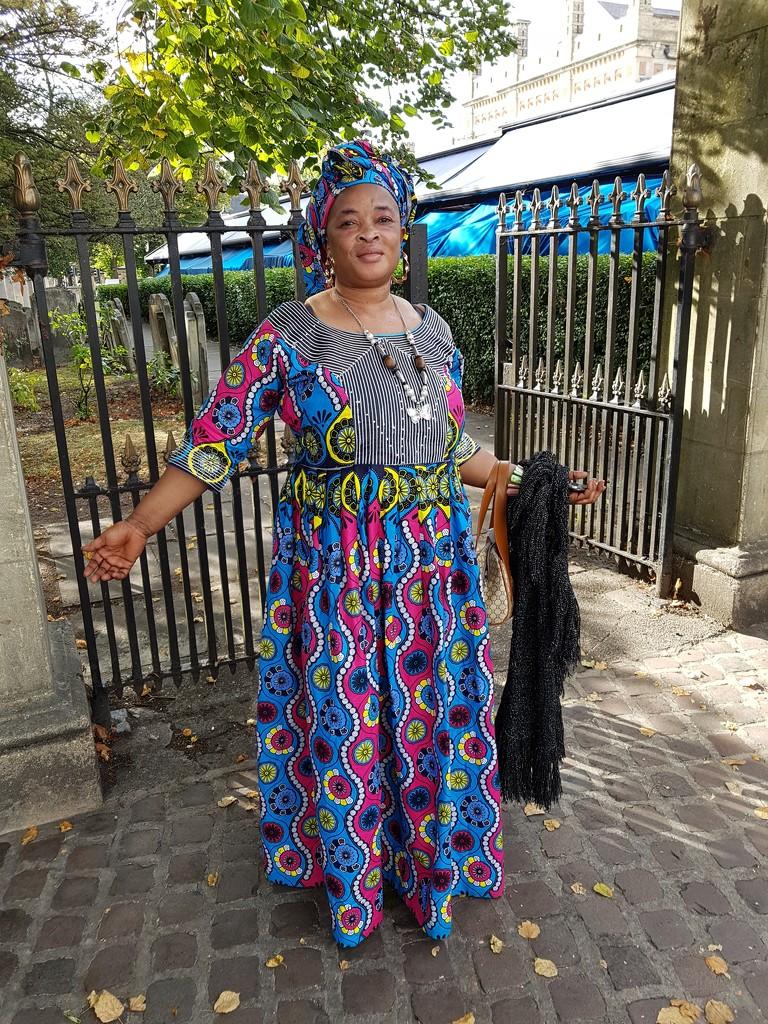 colourful attire by rosiekind