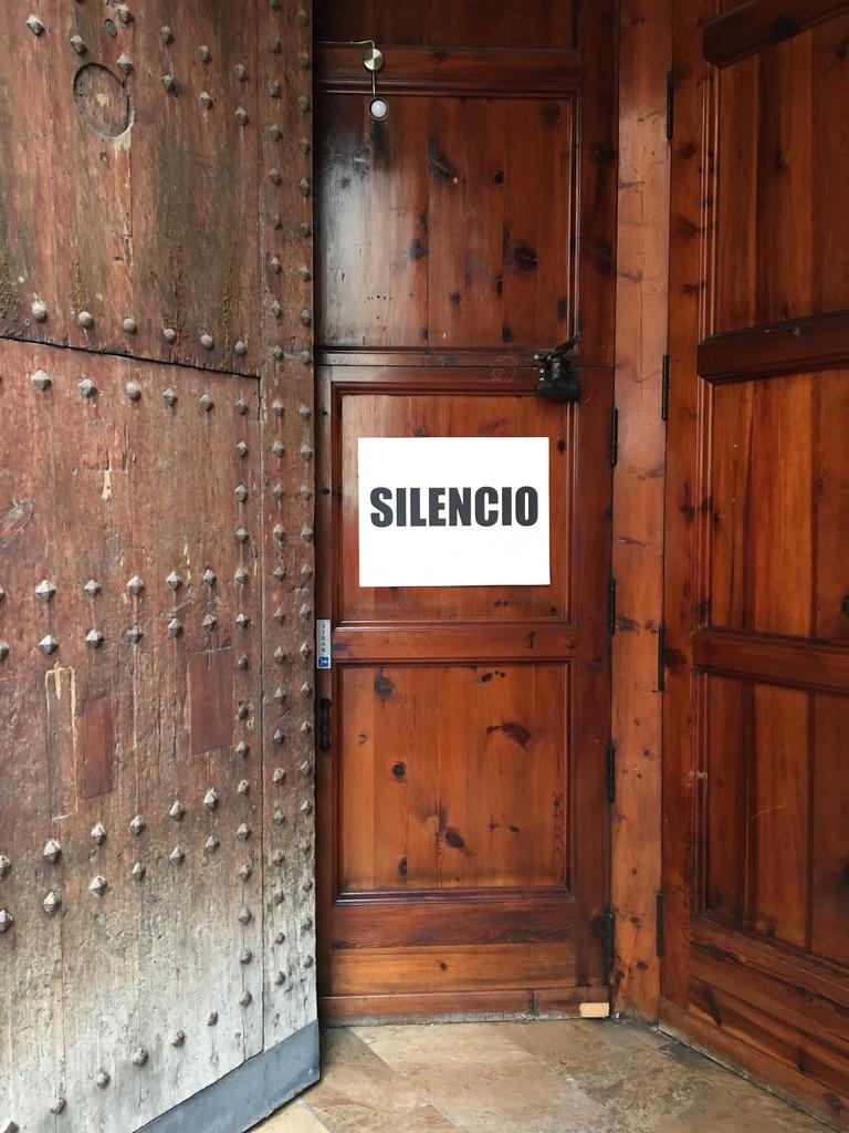 15. Silence by momamo