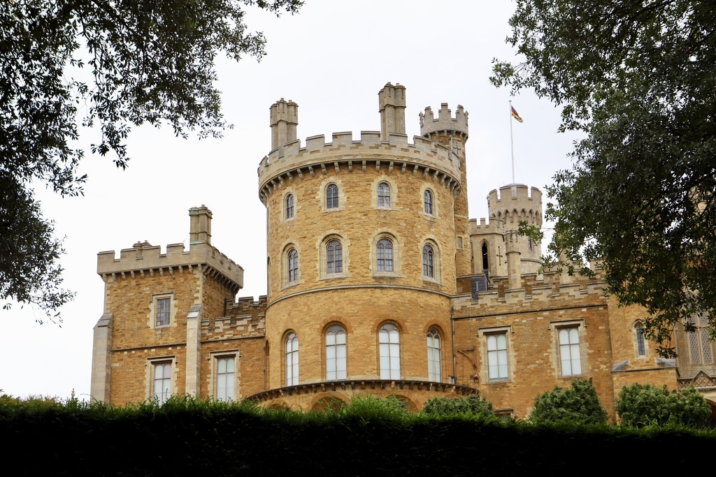 Belvoir Castle by carole_sandford