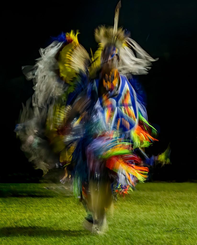 Fancy Dancer #3 by samae