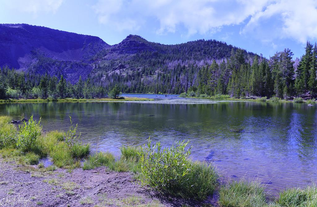 Little Three Creeks Lake by jgpittenger
